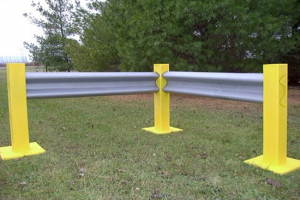 Guardrail Post