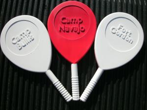 Range Safety Paddle