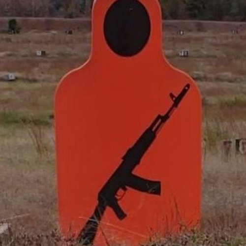 AK47 w/ Face Thermal